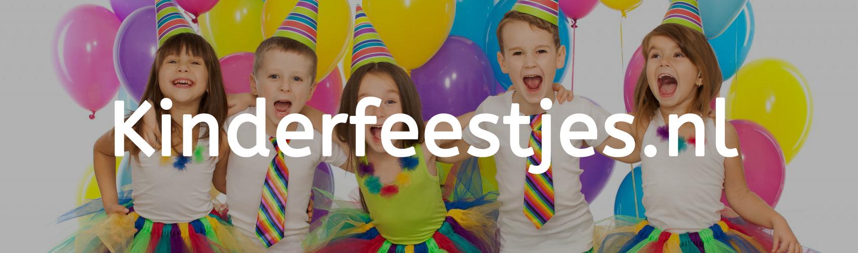 Iets Nieuws Kinderfeestjes.nl - Kinderfeestjes vieren? De leukste @QJ05