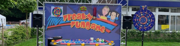 Freaky Fun Game