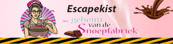 Escape kist De snoepfabriek